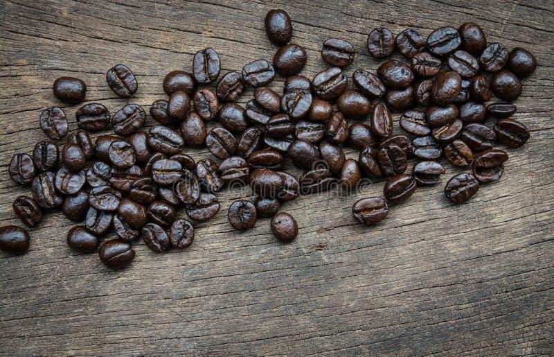 Coffe Hintergrund lizenzfreie stockfotos