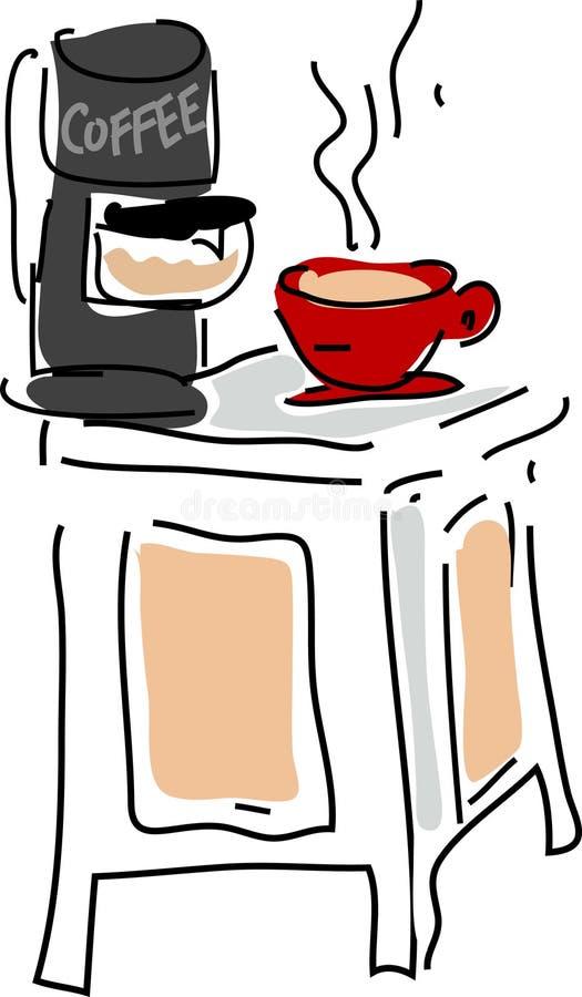 Download Coffe.jpg stock illustration. Image of morning, bevarage - 748879