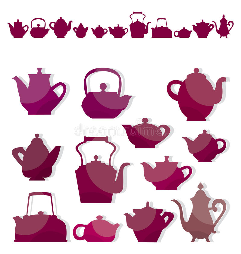 Download Coffe Kettles Royalty Free Stock Photography - Image: 23322617