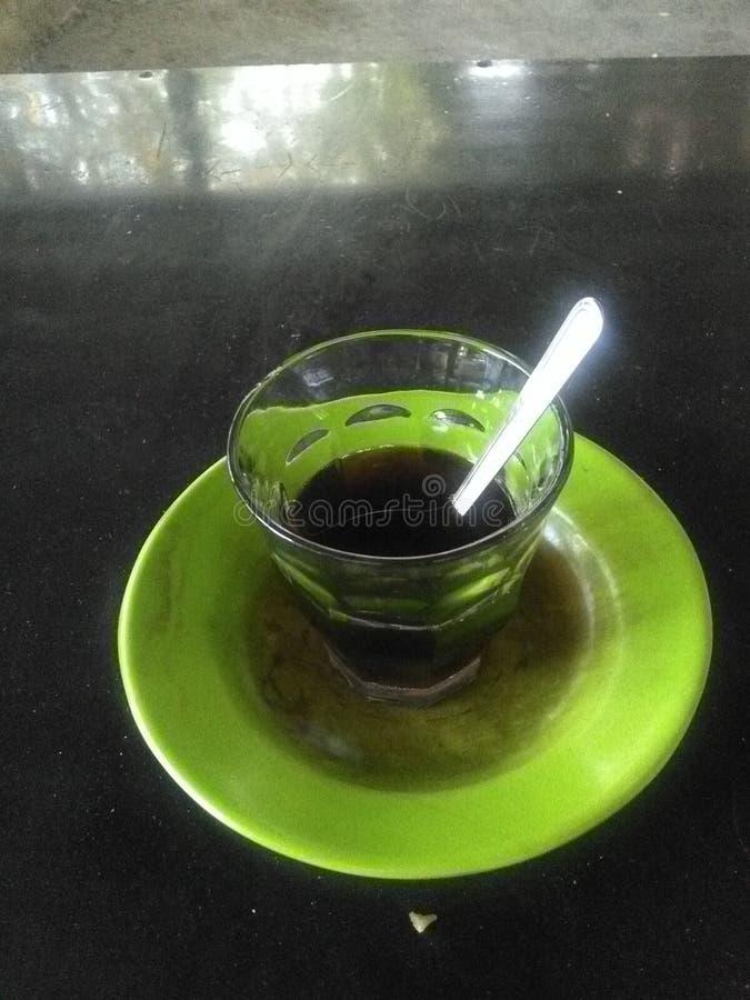 Coffe l'Aceh fotografia stock