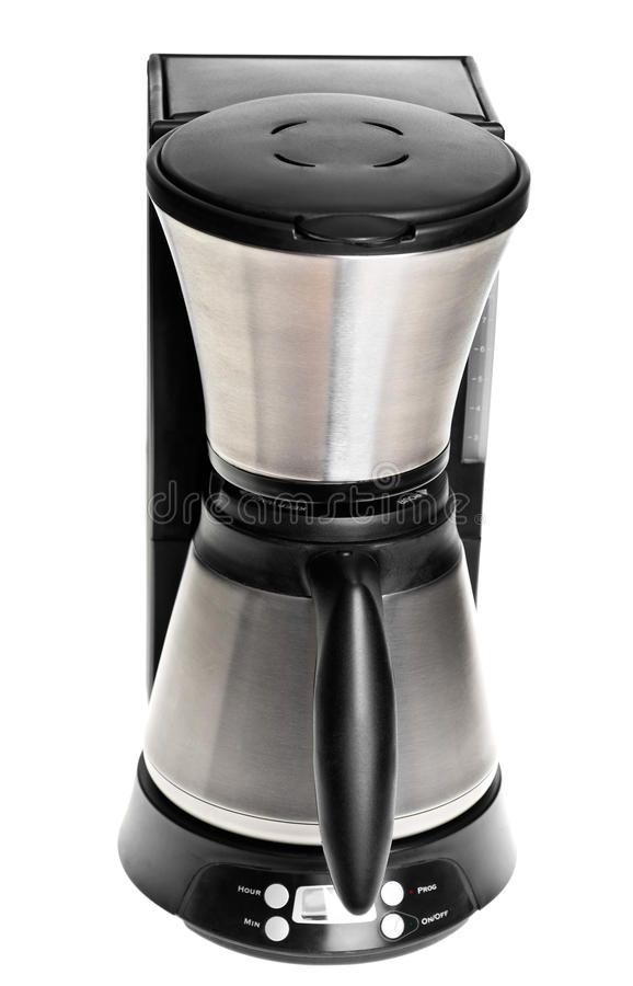 Free Coffe Maker Royalty Free Stock Images - 10415459
