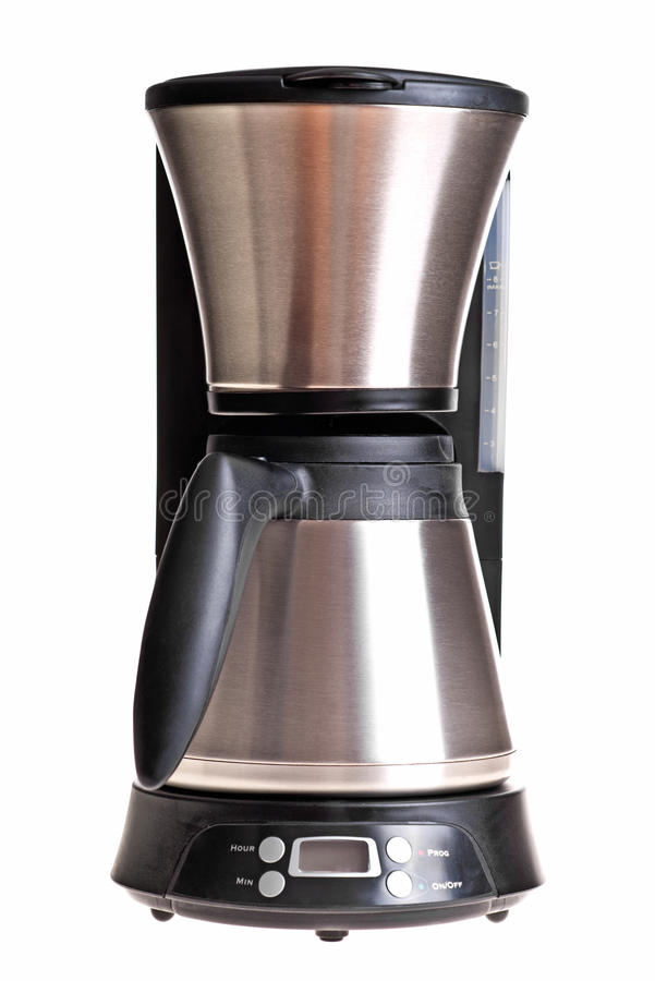 Free Coffe Maker Stock Photography - 10415542