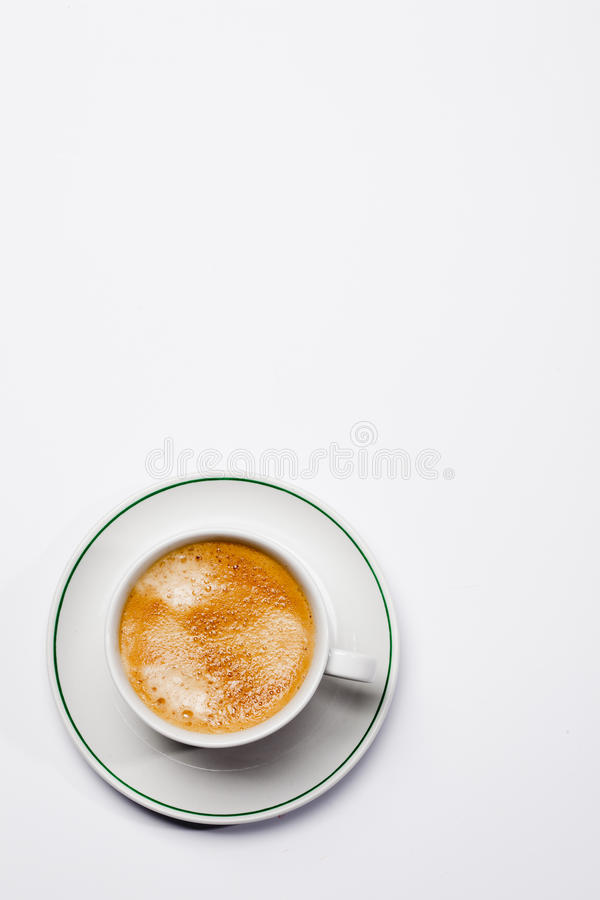 Coffecup image stock