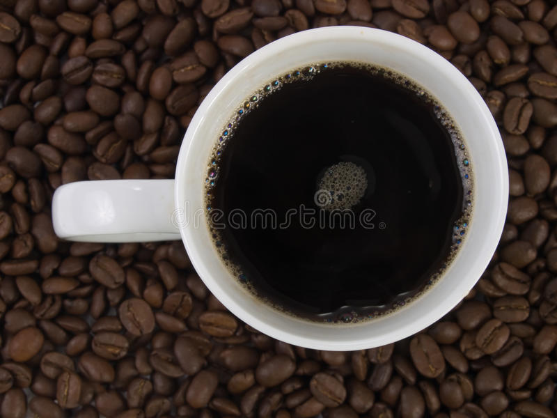 Download Coffee 10 stock image. Image of morning, white, caffeine - 11151923