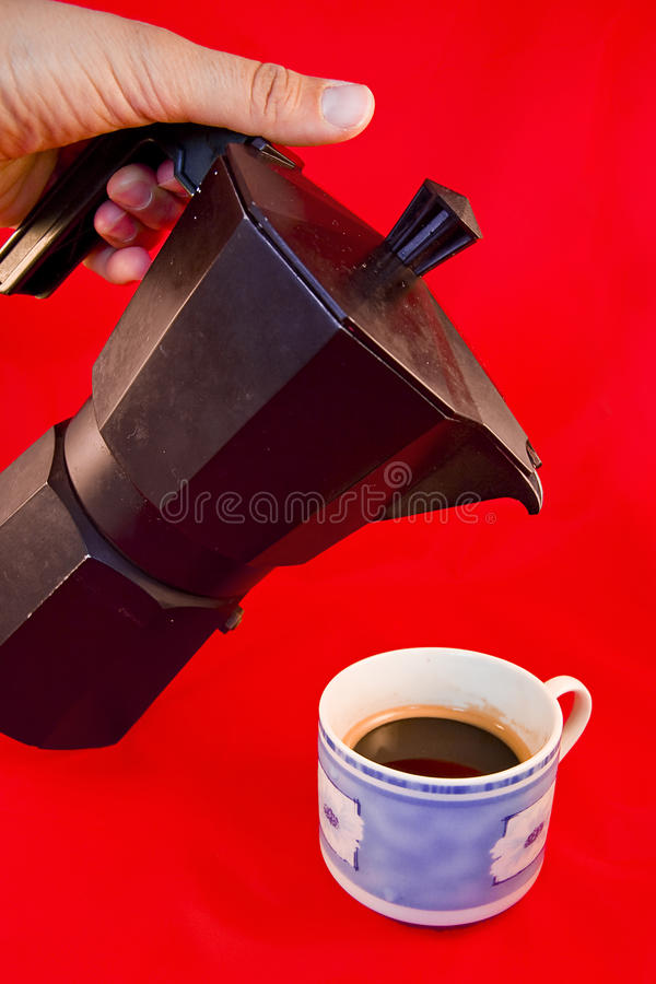 Download Coffee stock image. Image of breakfast, brown, dessert - 10996175