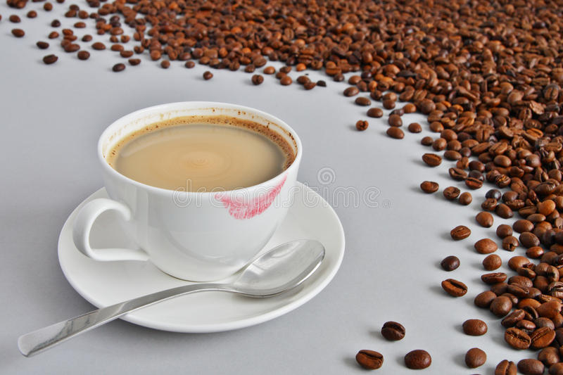 Download Coffee stock photo. Image of black, foof, beans, cafe - 12775760