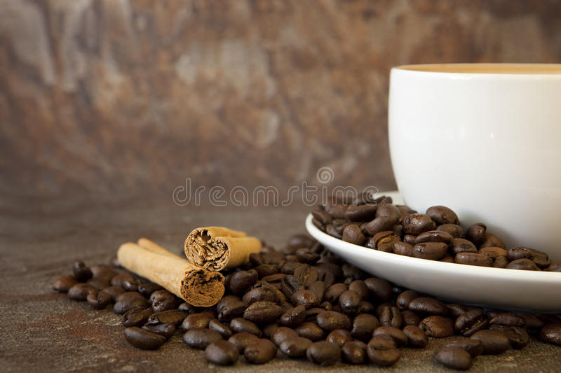 Download Coffee stock image. Image of coffee, food, scattered - 14856785