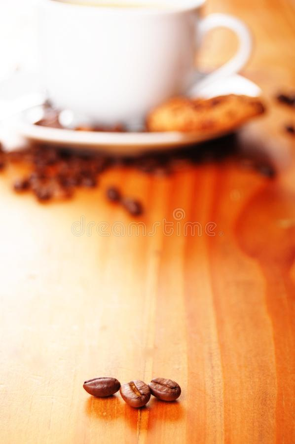 Download Coffee stock photo. Image of beans, copy, java, breagfast - 15063062