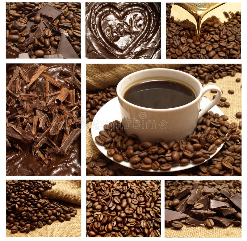 Download Coffee stock image. Image of heap, background, brown - 19040943