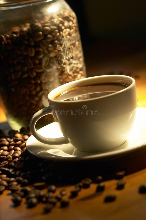 Download Coffee stock image. Image of black, beverage, cafe, saucer - 2096347