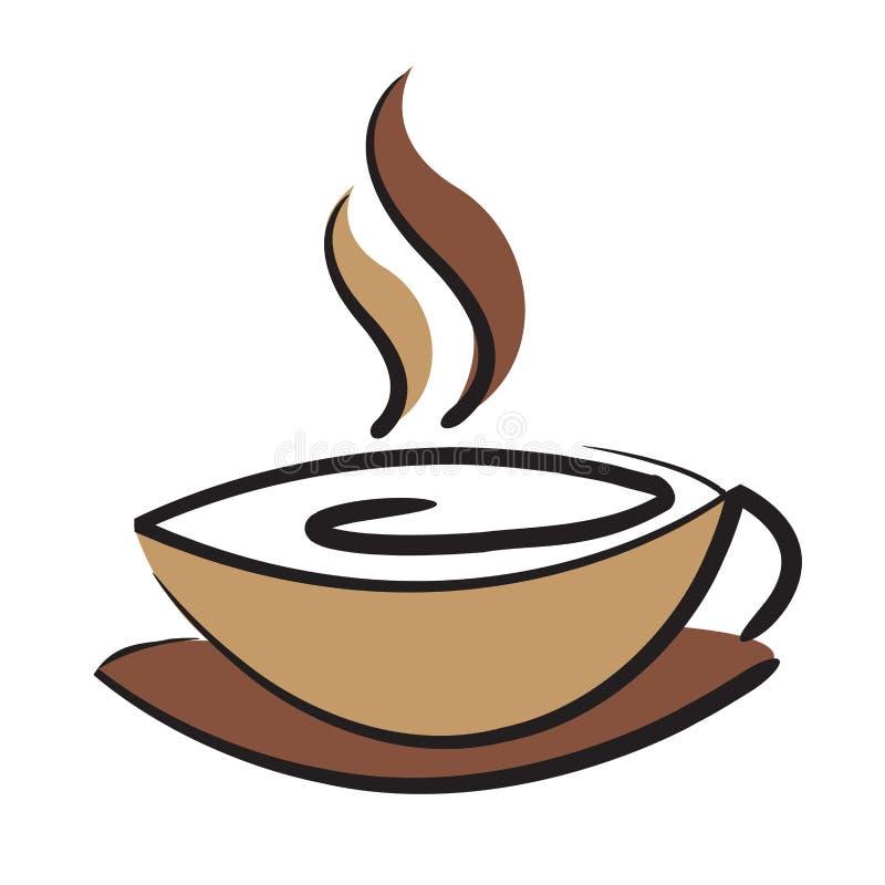 Download Coffee stock vector. Illustration of aroma, black, break - 23547452