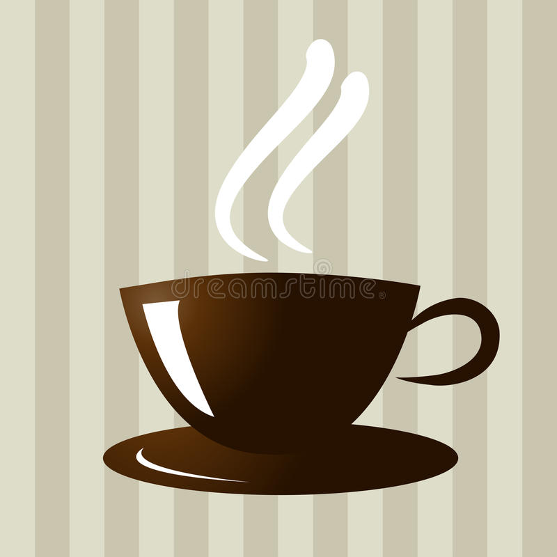 Download Coffee stock vector. Image of cafe, charcoal, full, mocha - 23547803