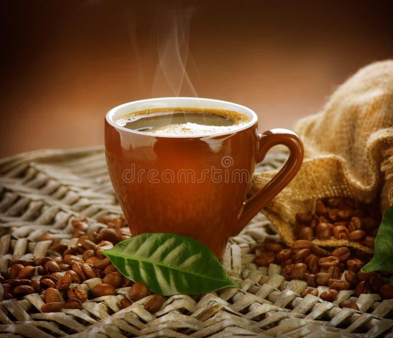 Download Coffee stock image. Image of retro, burlap, dark, grind - 24054977