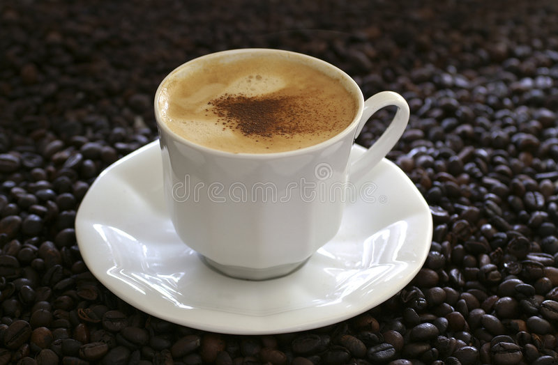 Download Coffee stock image. Image of italian, beans, beverage, drink - 348959