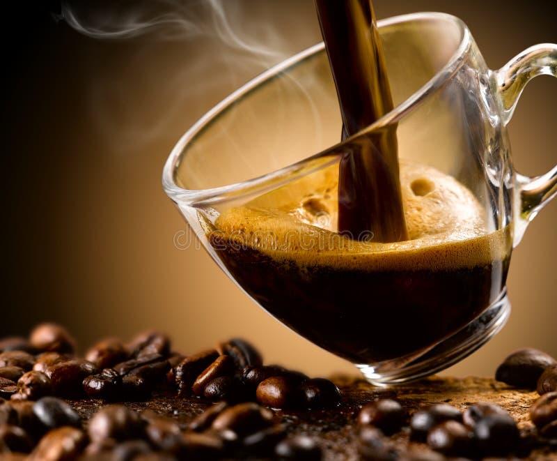 Coffee royalty-vrije stock foto's