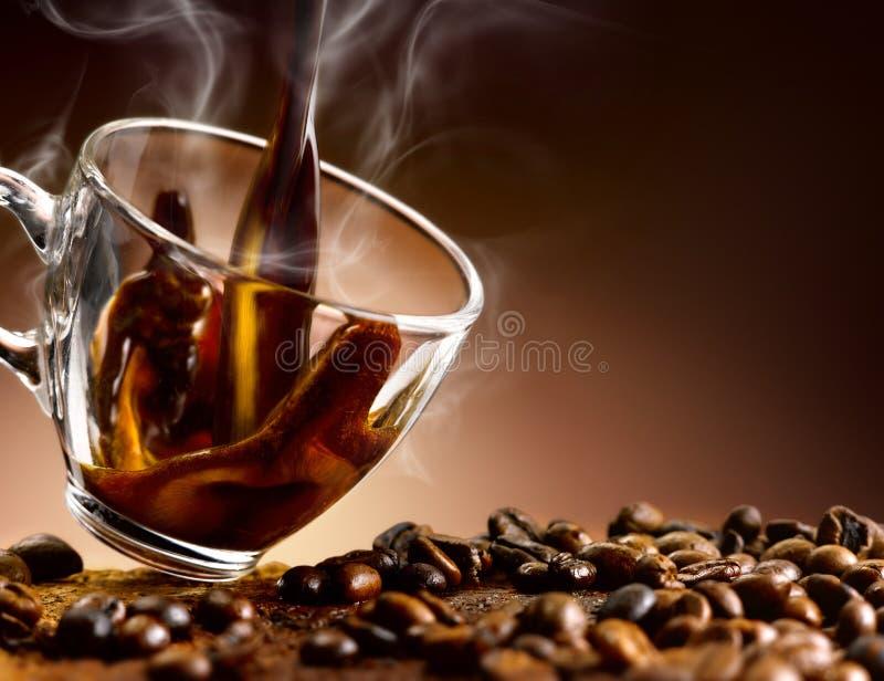 Coffee lizenzfreies stockfoto