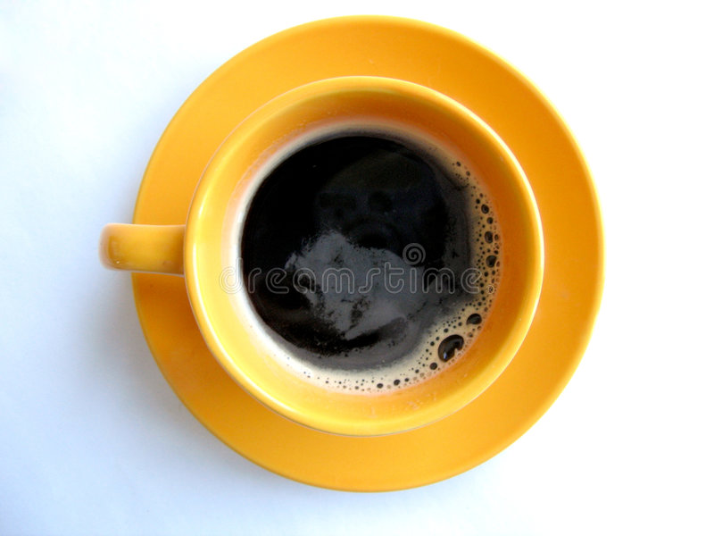 Download Coffee #4 stock image. Image of coffee, rest, cafe, foam - 107845