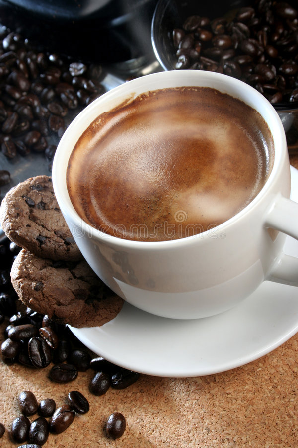 Download Coffee stock image. Image of black, coffee, bean, drink - 4386595