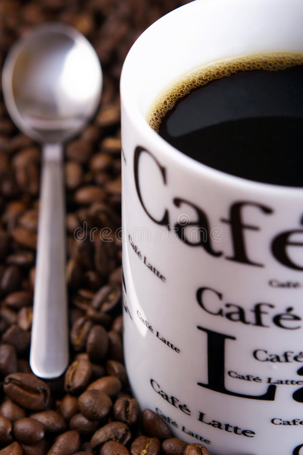 Download Coffee stock image. Image of bean, stimulant, cooking, brown - 465299