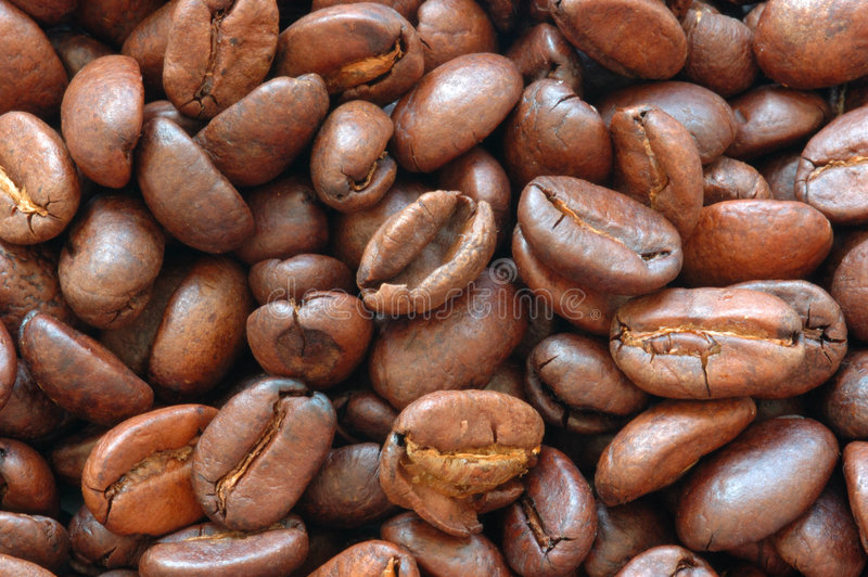 Coffee. Just coffee beans