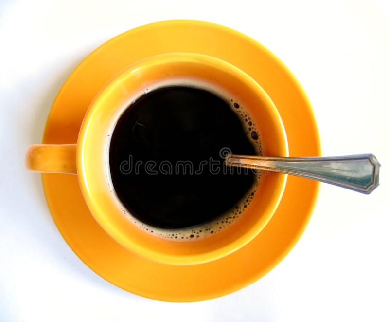 Download Coffee #6 stock photo. Image of coffee, foam, leisure, spoon - 107900