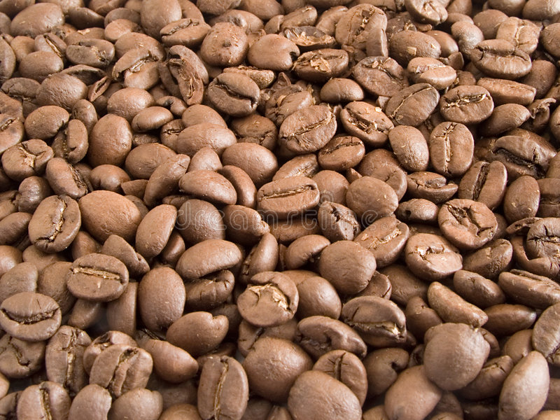 Download Coffee 6 stock photo. Image of brown, beans, coffee, close - 581472