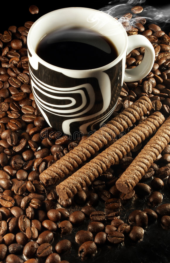 Free Coffee And Chocolate Royalty Free Stock Images - 5429869