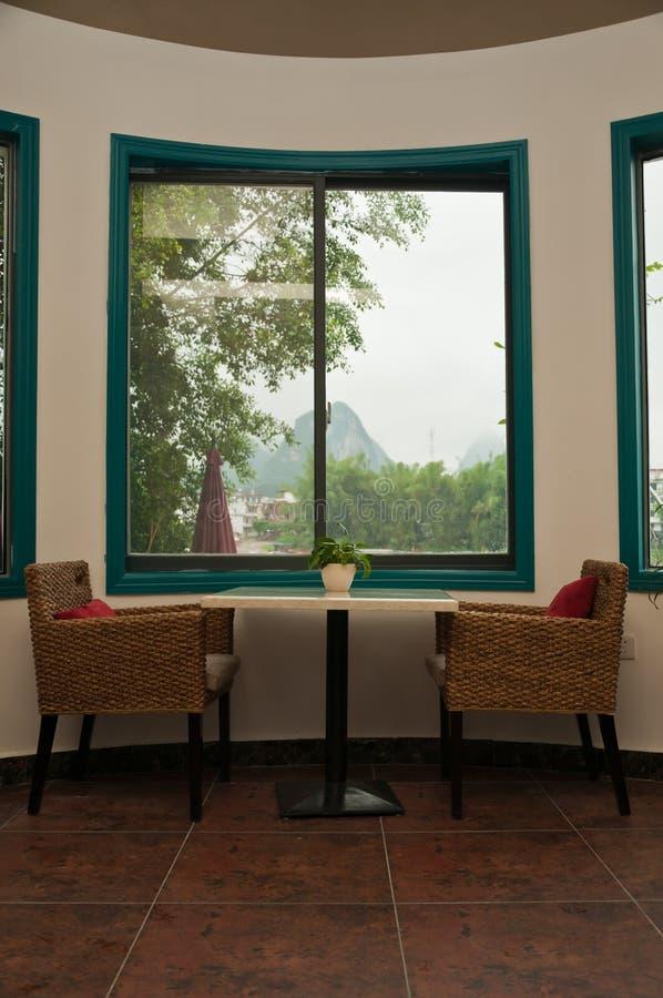 Download Coffee bar interior stock photo. Image of estate, modern - 24606884