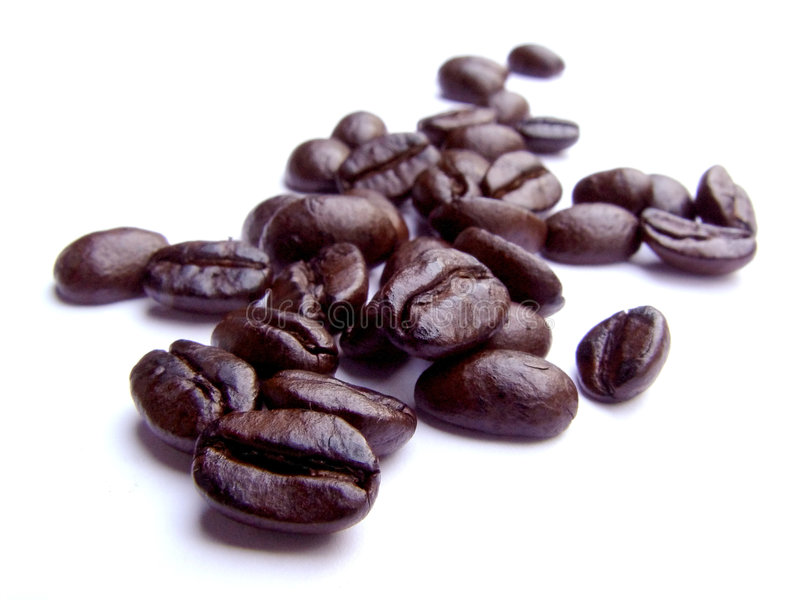 Download Coffee Beans stock photo. Image of alert, breakfast, java - 125046