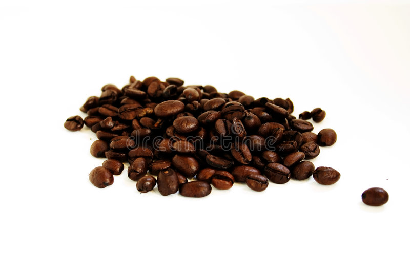 Download Coffee beans stock image. Image of beverage, caffeine, ingredient - 174227
