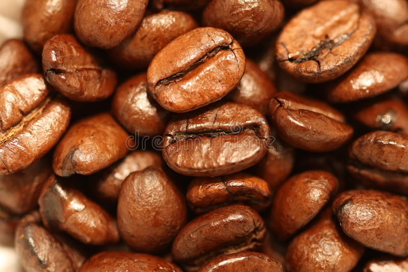 Download Coffee Beans stock image. Image of roasted, food, group - 17449239