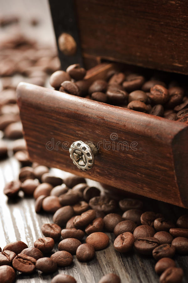 Free Coffee Beans Royalty Free Stock Photography - 17880997