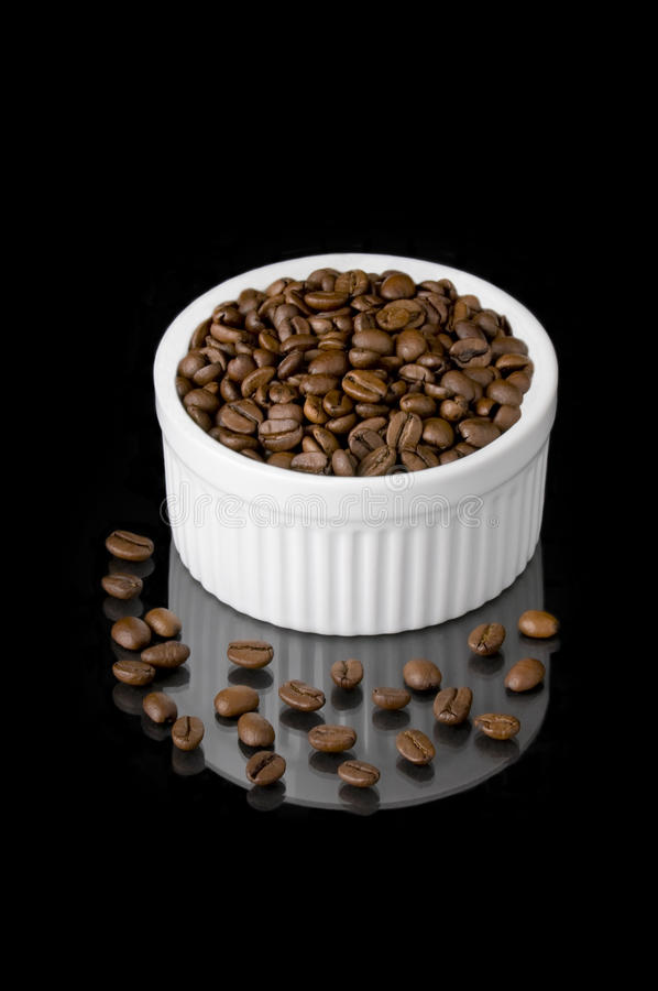 Download Coffee beans stock photo. Image of vertical, drink, beans - 17997074