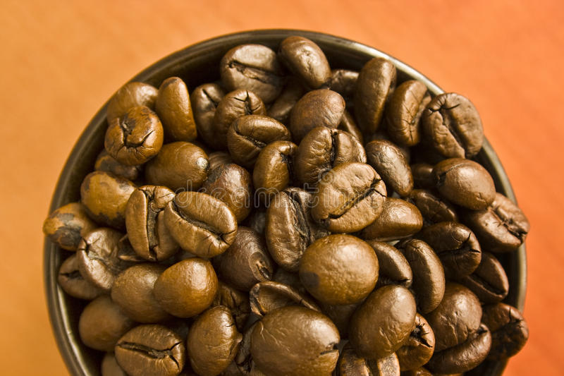 Download Coffee beans stock image. Image of agriculture, aromatic - 19041897