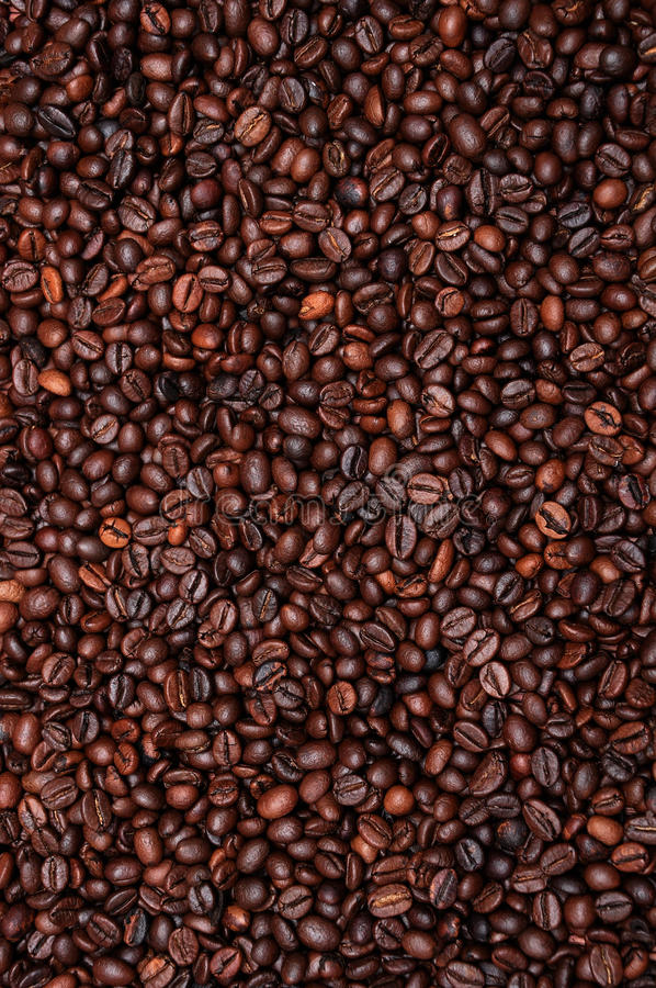 Download Coffee beans stock photo. Image of abstract, espresso - 19953248