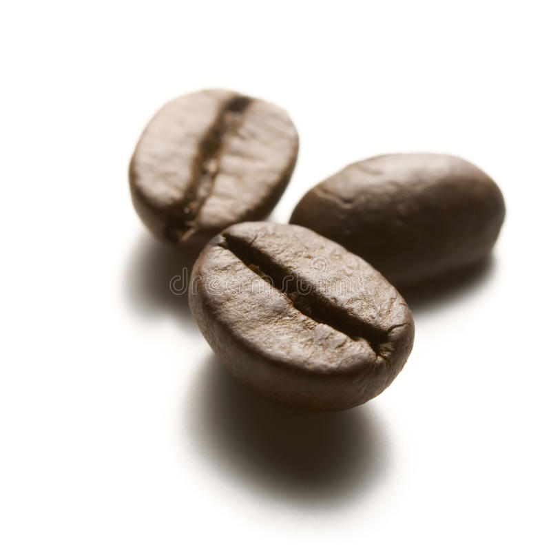 Free Coffee Beans 2 Royalty Free Stock Image - 11170526