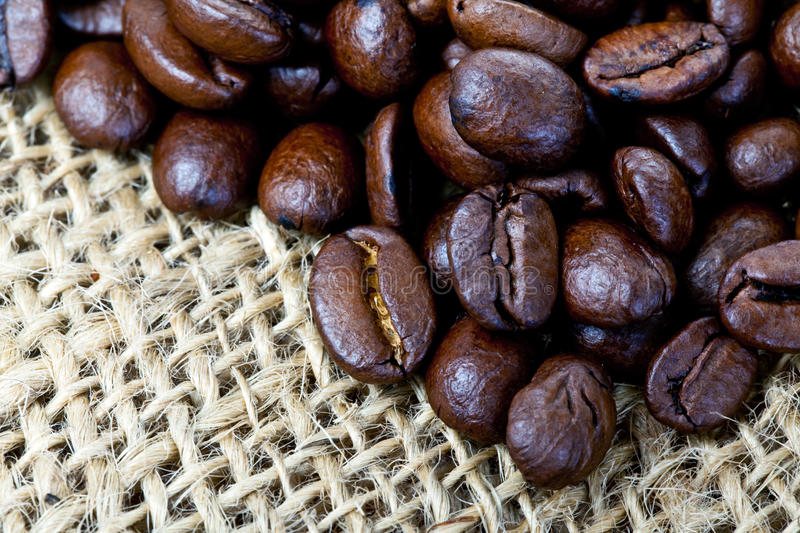 Download Coffee beans stock image. Image of macro, pattern, breakfast - 22605379