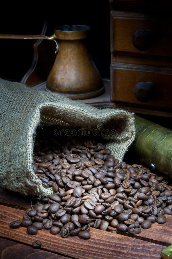 Free Coffee Beans Royalty Free Stock Photos - 22653598