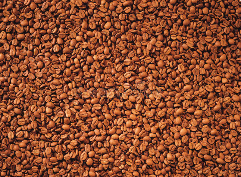 Download Coffee beans stock image. Image of cappuccino, heap, grind - 26039523
