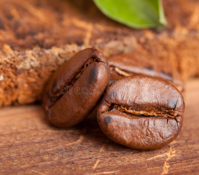 Download Coffee Beans Royalty Free Stock Images - Image: 27085079