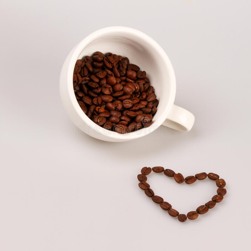 Download Coffee beans stock image. Image of gourmet, bean, aromatic - 28539281