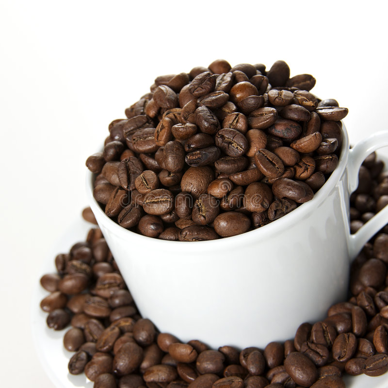 Free Coffee Beans 3 Royalty Free Stock Photos - 5990418