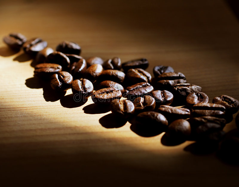 Download Coffee beans stock photo. Image of refreshing, natural - 3142970