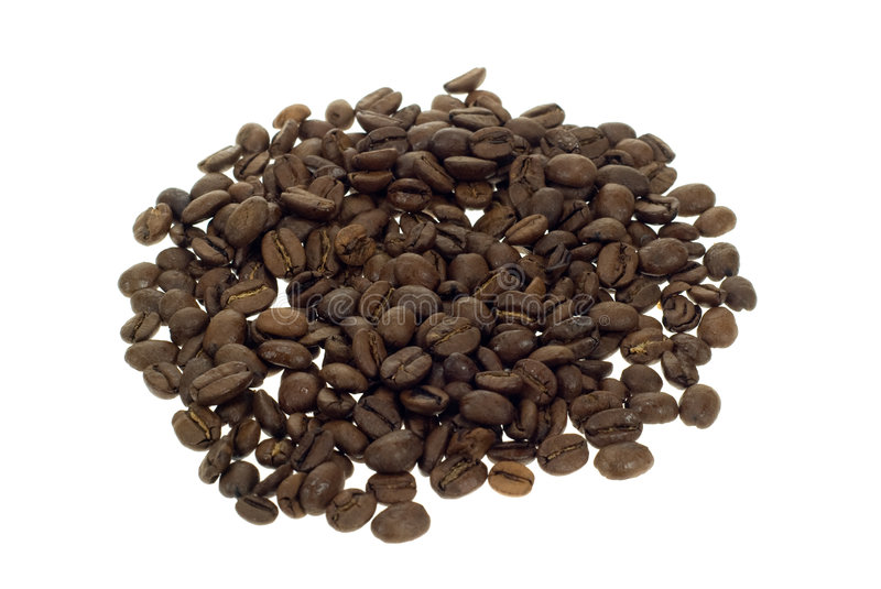 Download Coffee beans stock photo. Image of food, mocha, background - 3496052