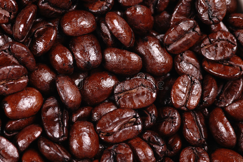 Download Coffee beans stock image. Image of morning, trade, macro - 510047