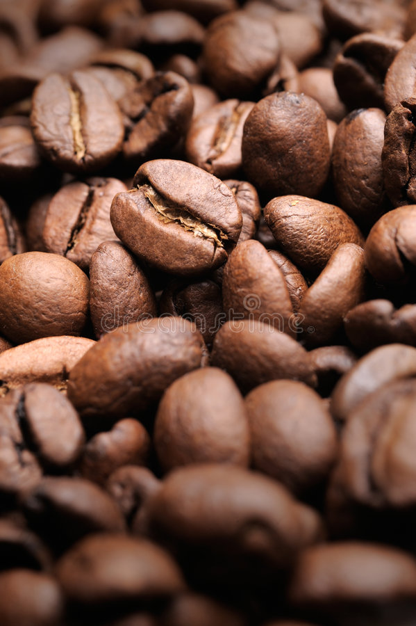 Download Coffee beans stock image. Image of breakfast, espresso - 7176665