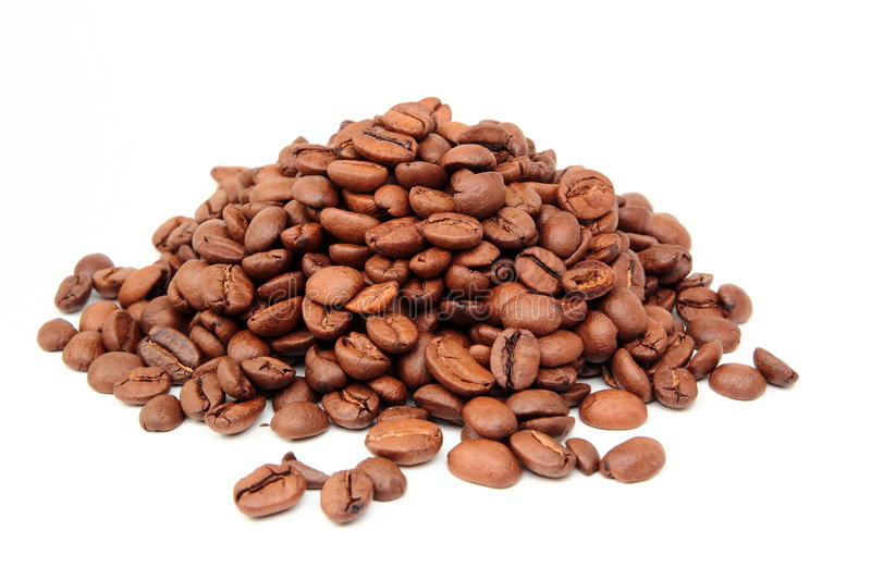Coffee Beans Background. Coffee Beans. Selective focus stock photos