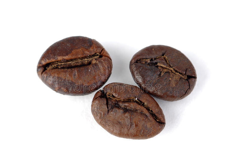 Download Coffee beans close up stock photo. Image of copy, caffeine - 11403610