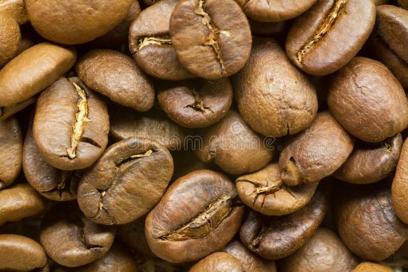 Coffee Beans close up. For backgorund stock photos