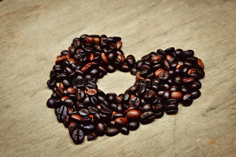 Download Coffee beans stock image. Image of cafe, caffeine, coffee - 33124381